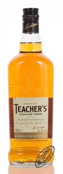 Teacher's Blended Scotch Whisky 40% vol. 0,70l
