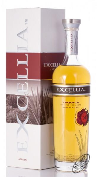 Excellia Tequila Anejo 40% vol. 0,70l