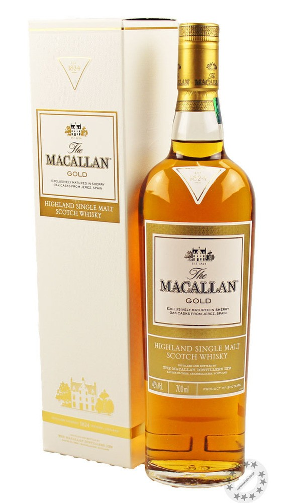 Macallan Gold 40% vol. 0,70l