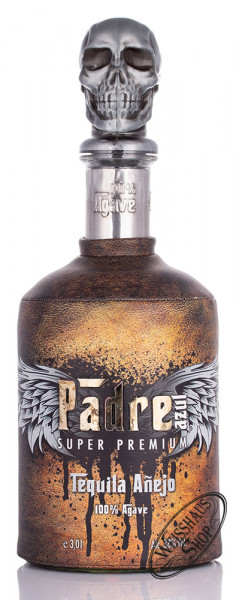 Padre azul Anejo Tequila 38% vol. 3,0l