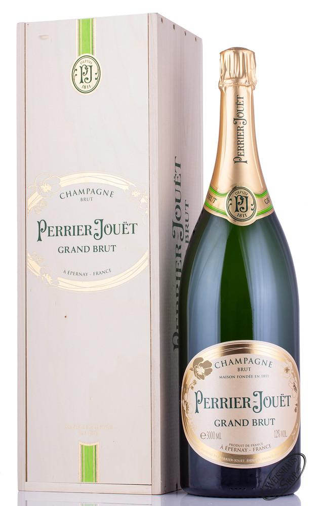 Perrier-Jouet Grand Brut Champagner 12% vol. 3,0l Jeroboam