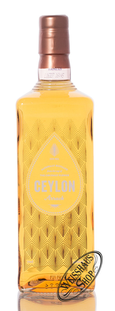 Ceylon Arrack 40% vol. 0,70l