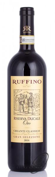 Ruffino Chianti Classico Riserva Ducale Oro 2014 14,5% vol. 0,75l