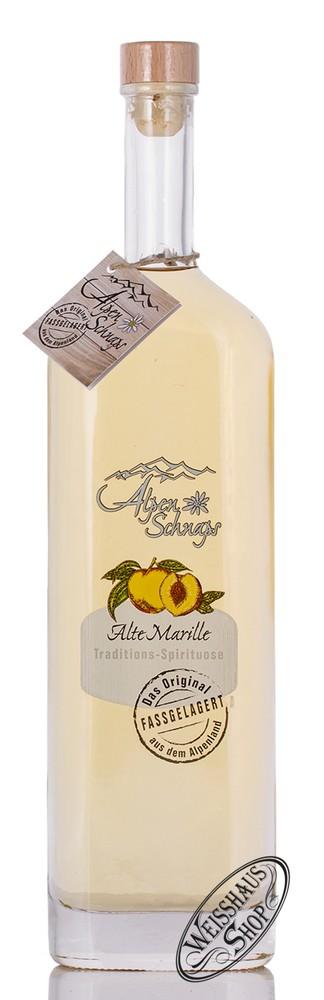 Nannerl Steinbeisser Alpenschnaps Alte Marille 41,8% vol. 0,50l