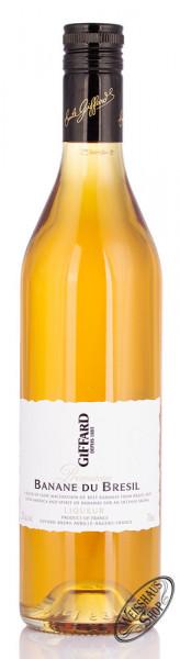 Giffard Banane du Bresil Likör 25% vol. 0,70l