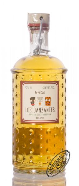 Los Danzantes Reposado Mezcal 43% vol. 0,70l
