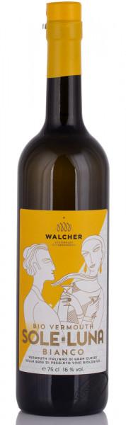 Walcher Sole e Luna Bio Bianco Vermouth 16% vol. 0,75l