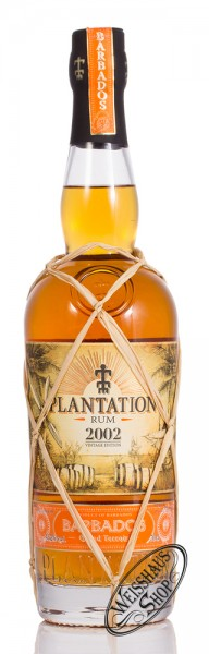 Plantation Rum Barbados 2002 43,2% vol. 0,70l