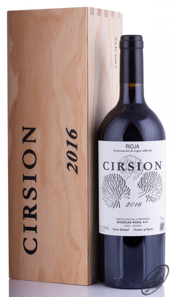 Roda Cirsion Rioja D.O.Ca. 2016 14,5% vol 0,75l