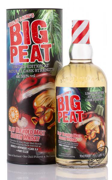 Big Peat Christmas Edition 2020 Islay Whisky 51,3% vol. 0,70l