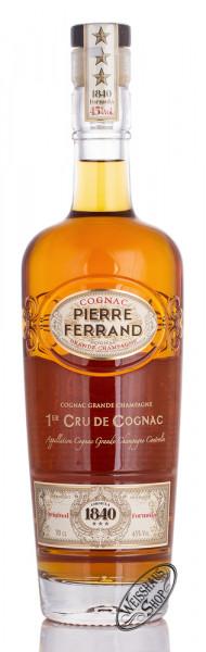 Pierre Ferrand 1840 Original Formula Cognac 45% vol. 0,70l