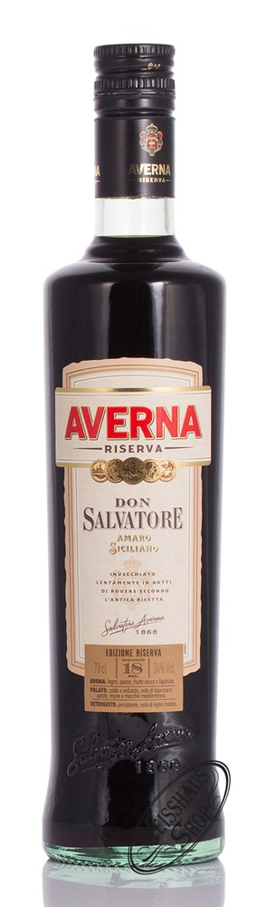 Averna don Salvatore 34% vol. 0,70l