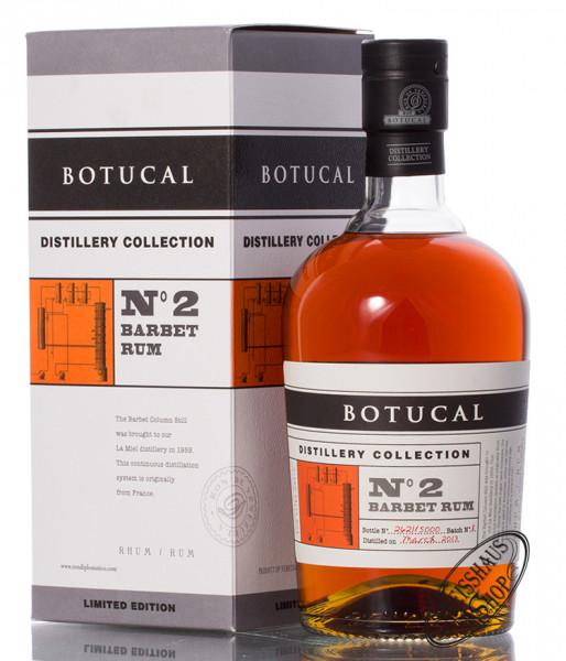 Botucal TDC Batch No. 2 Barbet 47% vol. 0,70l