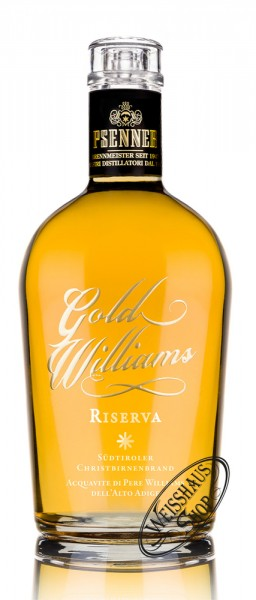 Psenner Williams Gold 42% vol. 0,70l