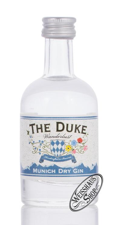 The Duke Gin Wanderlust Miniatur 47% vol. 0,05l