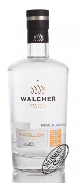Walcher Marille Exclusiv Edelbrand 40% vol. 0,70l