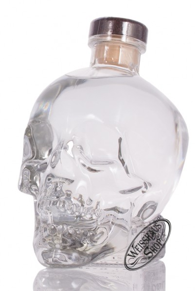 Crystal Head Vodka 40% vol. 0,70l