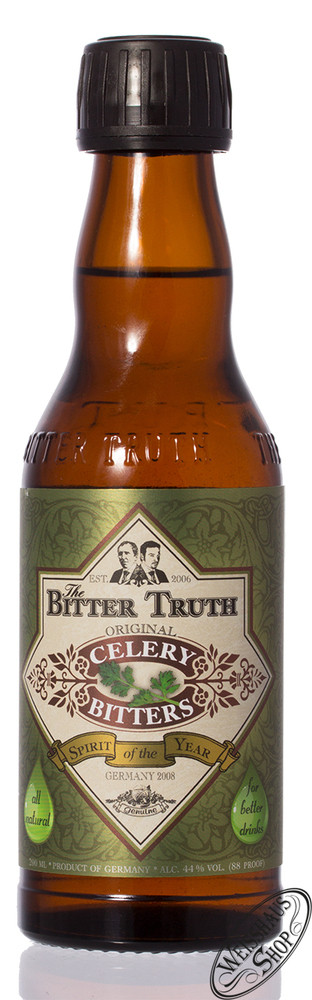 The Bitter Truth Celery Bitter 44% vol. 0,20l