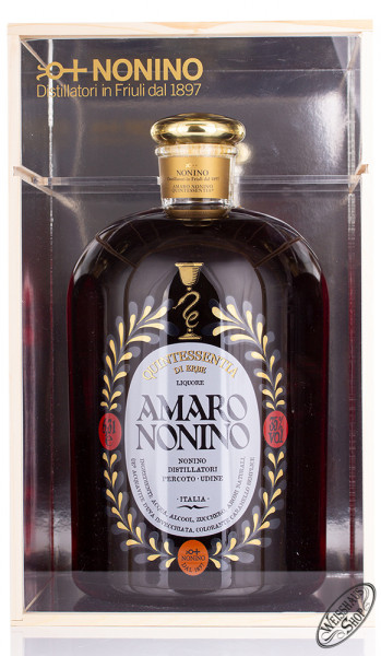 Nonino Amaro Quintessentia Di Erbe 35% vol. 6,3l Magnum
