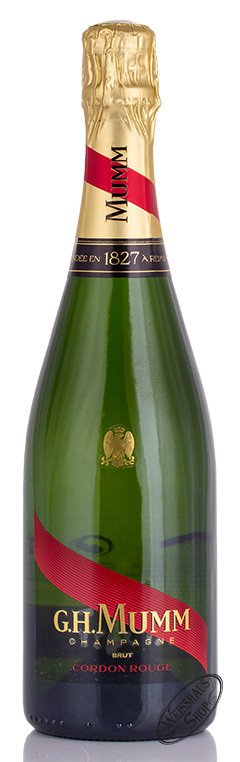 Mumm Cordon Rouge Champagner 12% vol. 0,75l