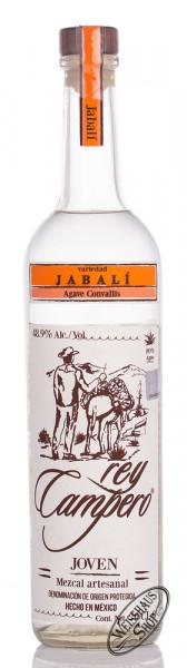 Rey Campero Mezcal Jabali 48,9% vol. 0,70l