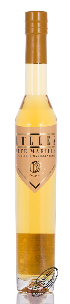 G�lles Alte Marille Edelbrand 40% vol. 0,35l