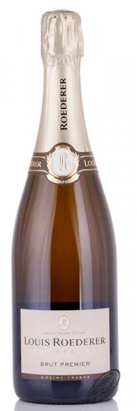 Louis Roederer Brut Champagner 12% vol. 0,75l