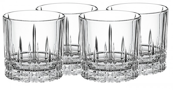 Spiegelau Perfect S.O.F. Whisky/Rum Tumbler Set 4 Gläser