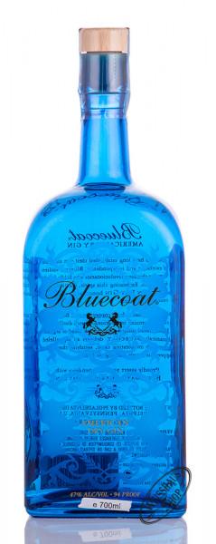Bluecoat American Dry Gin 47% vol. 0,70l