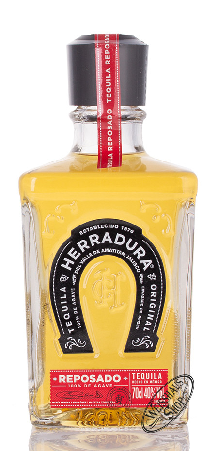Herradura Reposado Tequila 40% vol. 0,70l