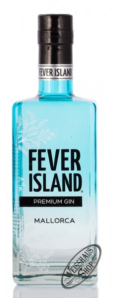 Fever Island Gin 40% vol. 0,70l