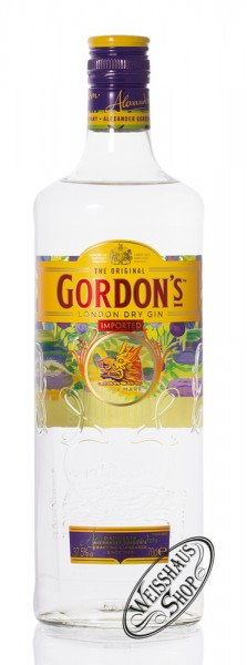 Gordon's London Dry Gin 37,5% vol. 0,70l