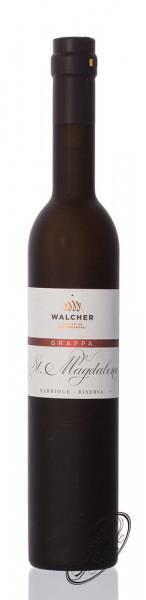 Walcher Grappa St. Magdalena Barrique 40% vol. 0,50l