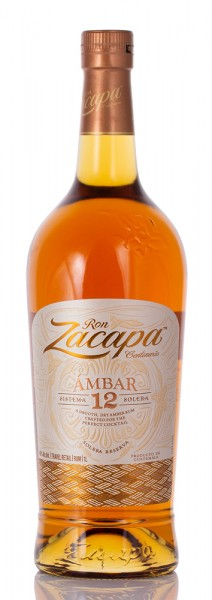 Ron Zacapa Centenario Ambar 12 YO Rum 40% vol. 1,0l