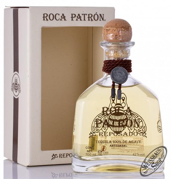 Patron Roca Reposado Tequila 42% vol. 0,70l