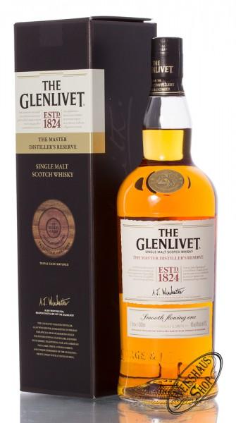 The Glenlivet Master Distiller's Reserve 1824 40% vol. 1,0l