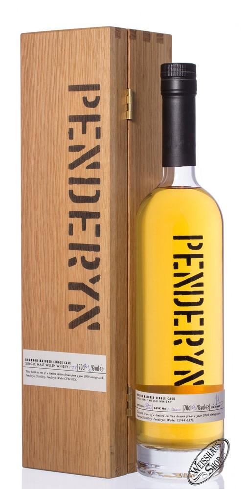 Penderyn Single Cask Whisky 61,2% vol. 0,70l