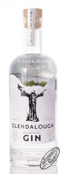Glendalough Wild Botanical Irish Gin 41% vol. 0,70l