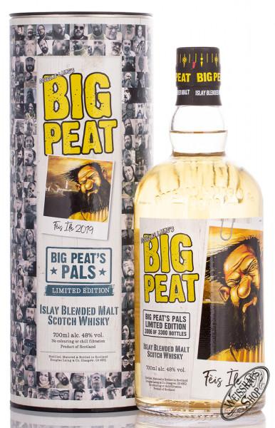 Big Peat Feis Ile 2019 Islay Whisky 48% vol. 0,70l