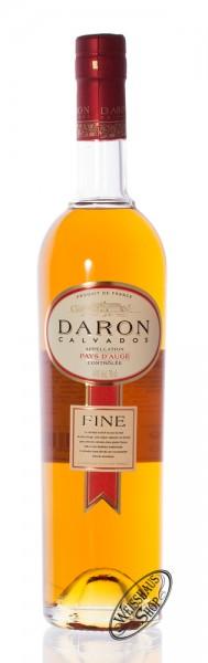 Daron Calvados Fine Pay's d'Auge 40% vol. 0,70l