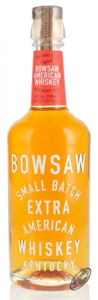 Bowsaw Straight Corn American Whiskey 43% vol. 0,70l