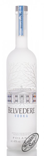 Belvedere Vodka 40% vol. 1,75l