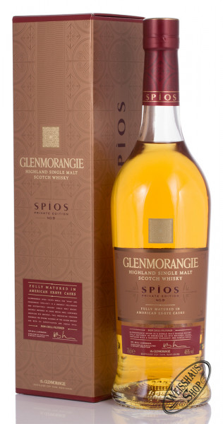 Glenmorangie Spios Private Edition Whisky 46% vol. 0,70l