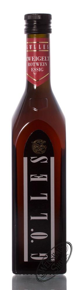 G�lles Rotwein Essig Zweigelt 0,50l