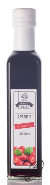 Grete's Cranberry Gourmet-Crema 0,25l
