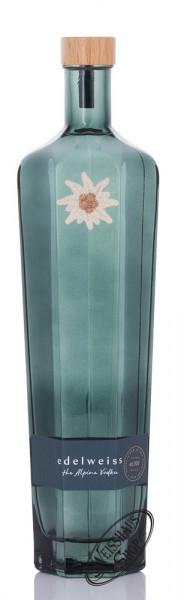 Edelweiss Alpine Vodka 40% vol. 0,70l