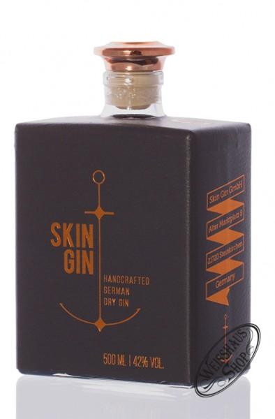 Skin Gin Anthrazit 42% vol. 0,50l