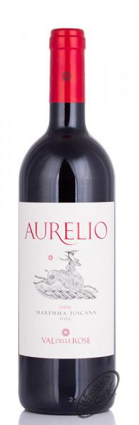 Val Delle Rose Aurelio Toscana 2016 14,5% vol. 0,75l