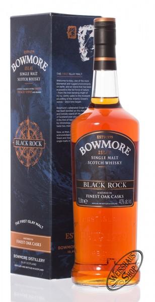 Bowmore Black Rock Islay Whisky 40% vol. 1,0l