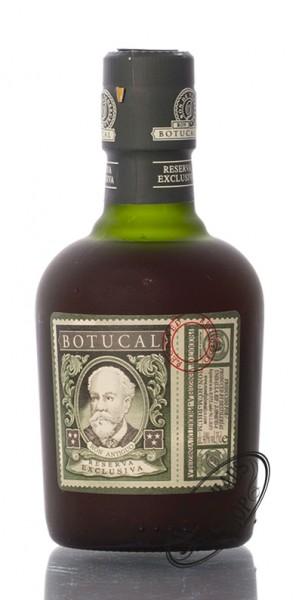 Botucal Reserva Exclusiva Rum 40% vol. 0,35l